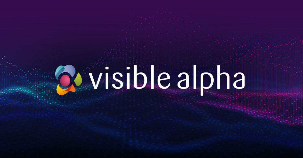 Visible Alpha | Financial Market Analysis Software for Investment ...